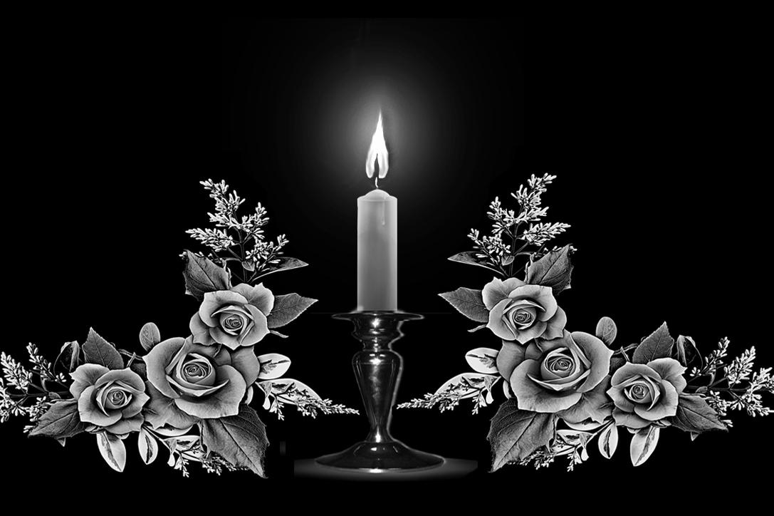 цветы и свеча на памятник фото говорили без пяти